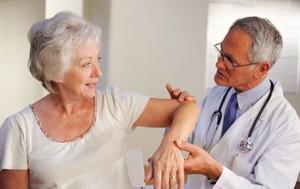chăm só bệnh nhân bệnh viêm khớp