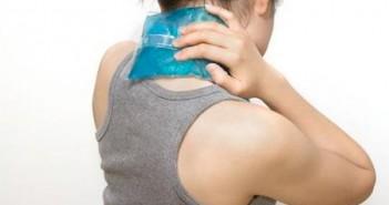 Phương pháp chườm nóng giúp giảm đau hiệu quả cho người thoát vị đĩa đệm