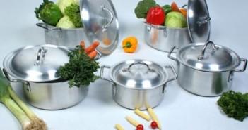Đun nấu bằng xoong nhôm dễ gây loãng xương và Alzheimer